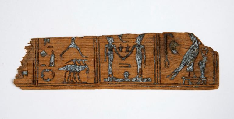 Senet board. Arizona State Museum (ASM 12496)