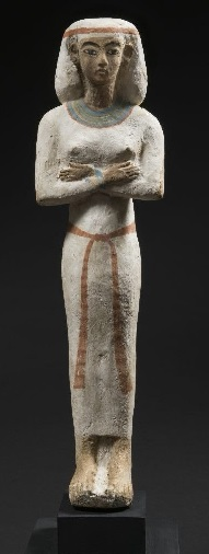 Statuette of professional mourner.